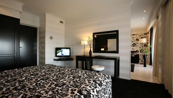 Slaapkamer En Suite : Junior suite van der valk hotel breukelen