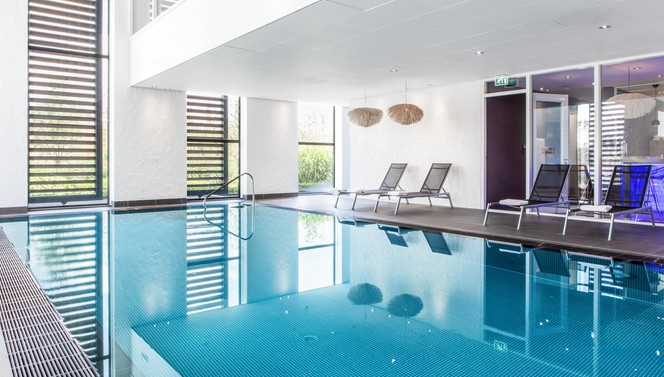 Wellness swimmingpool Hotel Breukelen