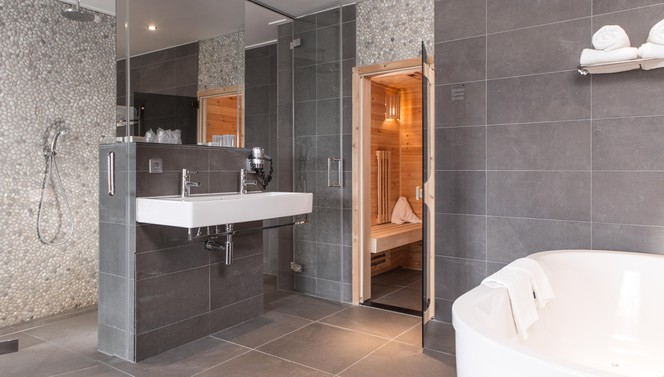 Wellness Suite Hotel Breukelen bathroom